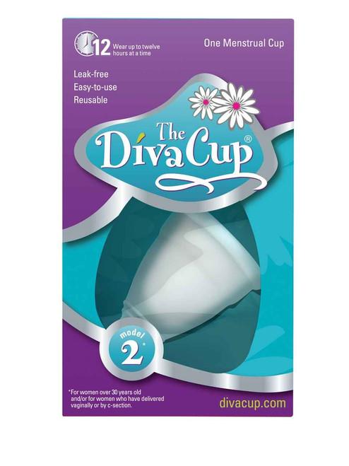 The Diva Cup Model 2 DivaCup SuperPharmacyPlus