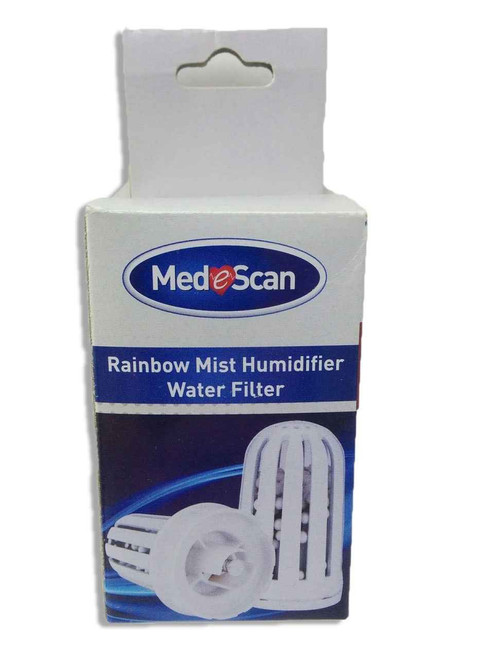 Medescan Rainbow Mist Humidifier Replacement Water Filter Medescan SuperPharmacyPlus