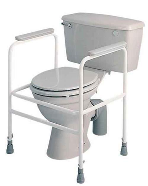 Toilet Surround or Weight Cap 160kg Homecraft SuperPharmacyPlus