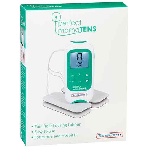 Perfect mamaTENS Maternity TENS Device TensCare SuperPharmacyPlus