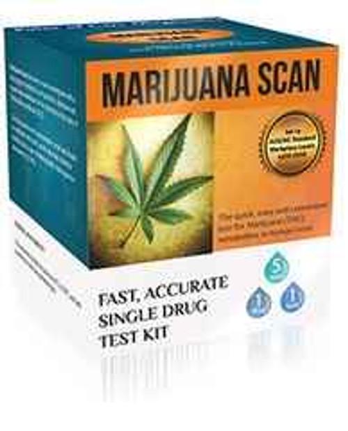 Marijuana Scan home drug test kit 1 kit Point of Care Diagnostics SuperPharmacyPlus