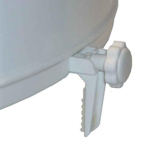 Raised Toilet Seat Clamps PQUIP SuperPharmacyPlus