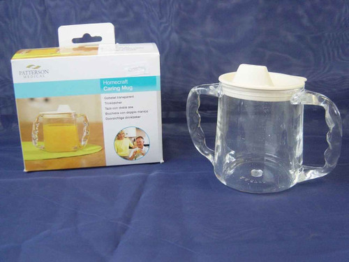 Homecraft Caring Mug with handles Patterson Medical SuperPharmacyPlus