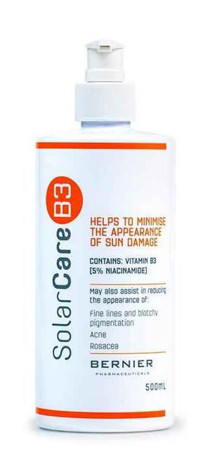 Solarcare Vitamin B3 Cream 500ml Bernier Pharmaceuticals SuperPharmacyPlus