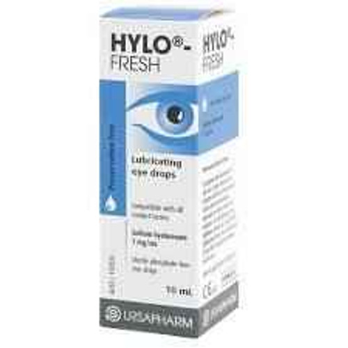 Hylo-Fresh 0.1percent Eye Drops 10mL AFT Pharmaceuticals SuperPharmacyPlus