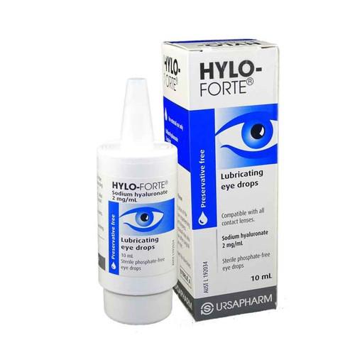 Hylo Forte 2mg Eye Drops 10mL AFT Pharmaceuticals SuperPharmacyPlus