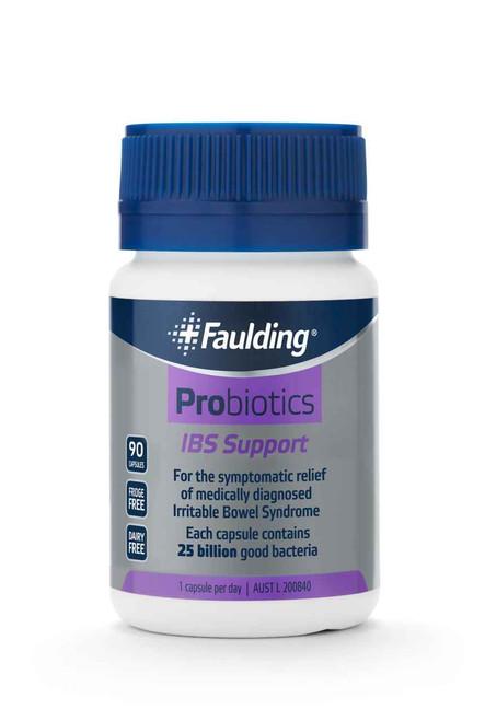 Faulding Probiotic IBS Support Capsules 90 Faulding SuperPharmacyPlus