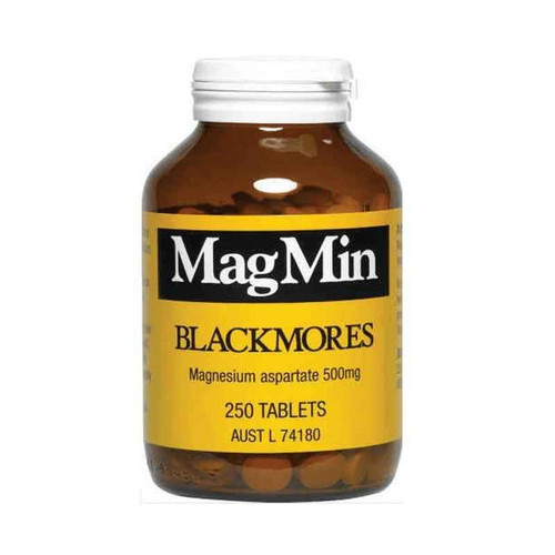 Blackmores MagMin 250 tablets Blackmores SuperPharmacyPlus