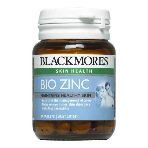 Blackmores Bio Zinc 84 tablets Blackmores SuperPharmacyPlus