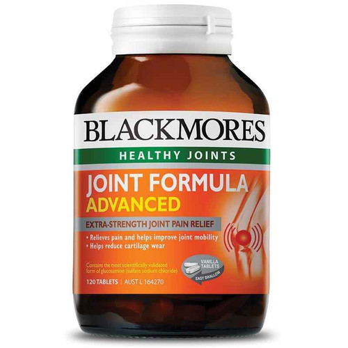 Blackmores Joint Formula Advanced 120 Tablets Blackmores SuperPharmacyPlus
