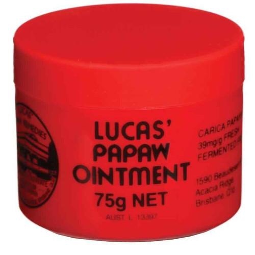 Lucas Papaw Ointment 75g Lucas Papaw Remedies SuperPharmacyPlus