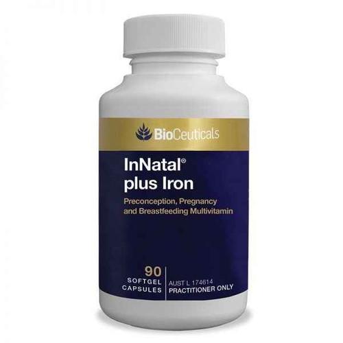 Bioceutical InNatal Plus Iron 90 Capsules BioCeuticals SuperPharmacyPlus