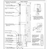 25 Internal Halyard Flagpole w/ Collar ECX25IH