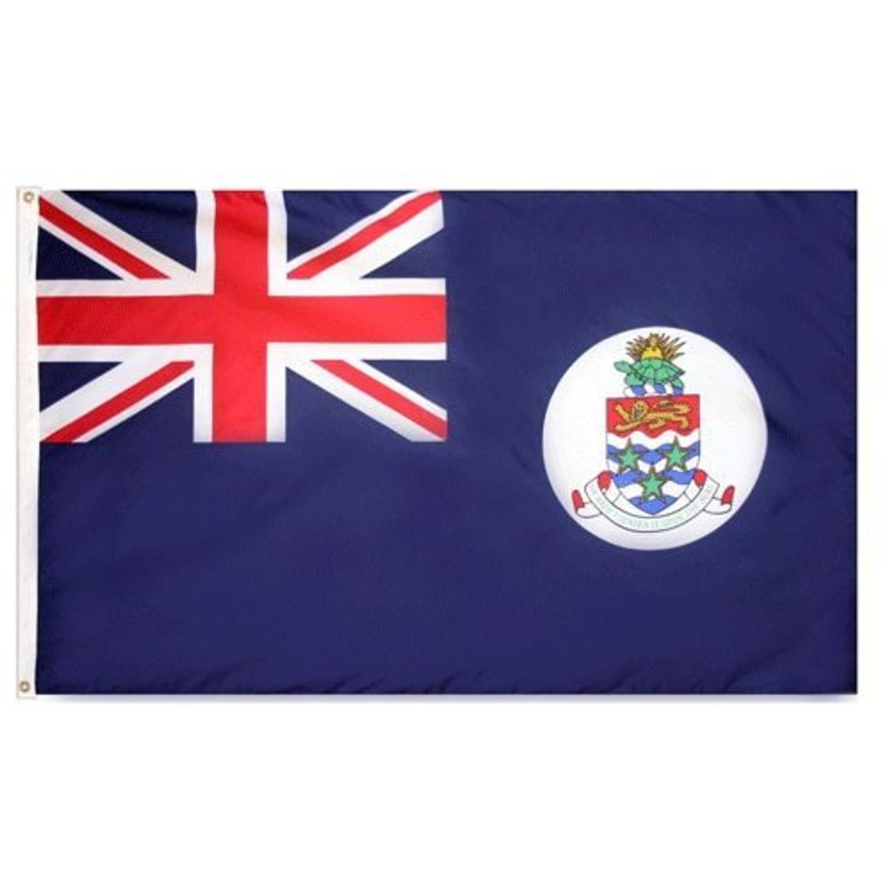 Cayman Islands Blue Flag