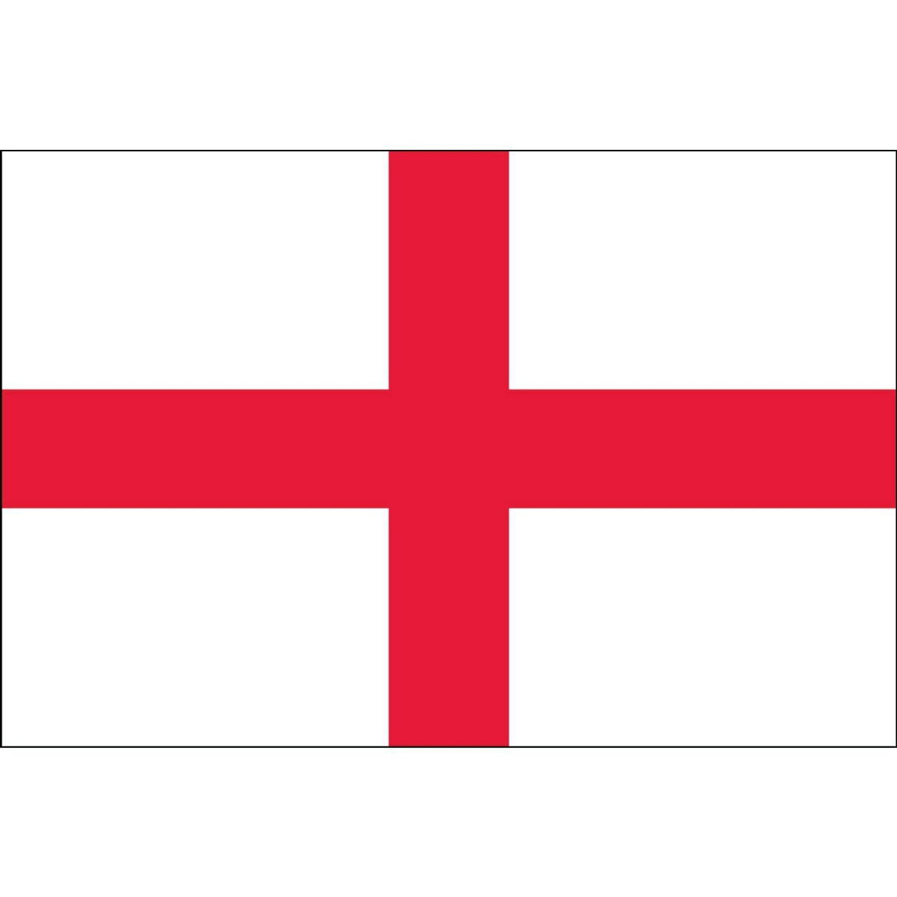 England St Georges Cross Flag
