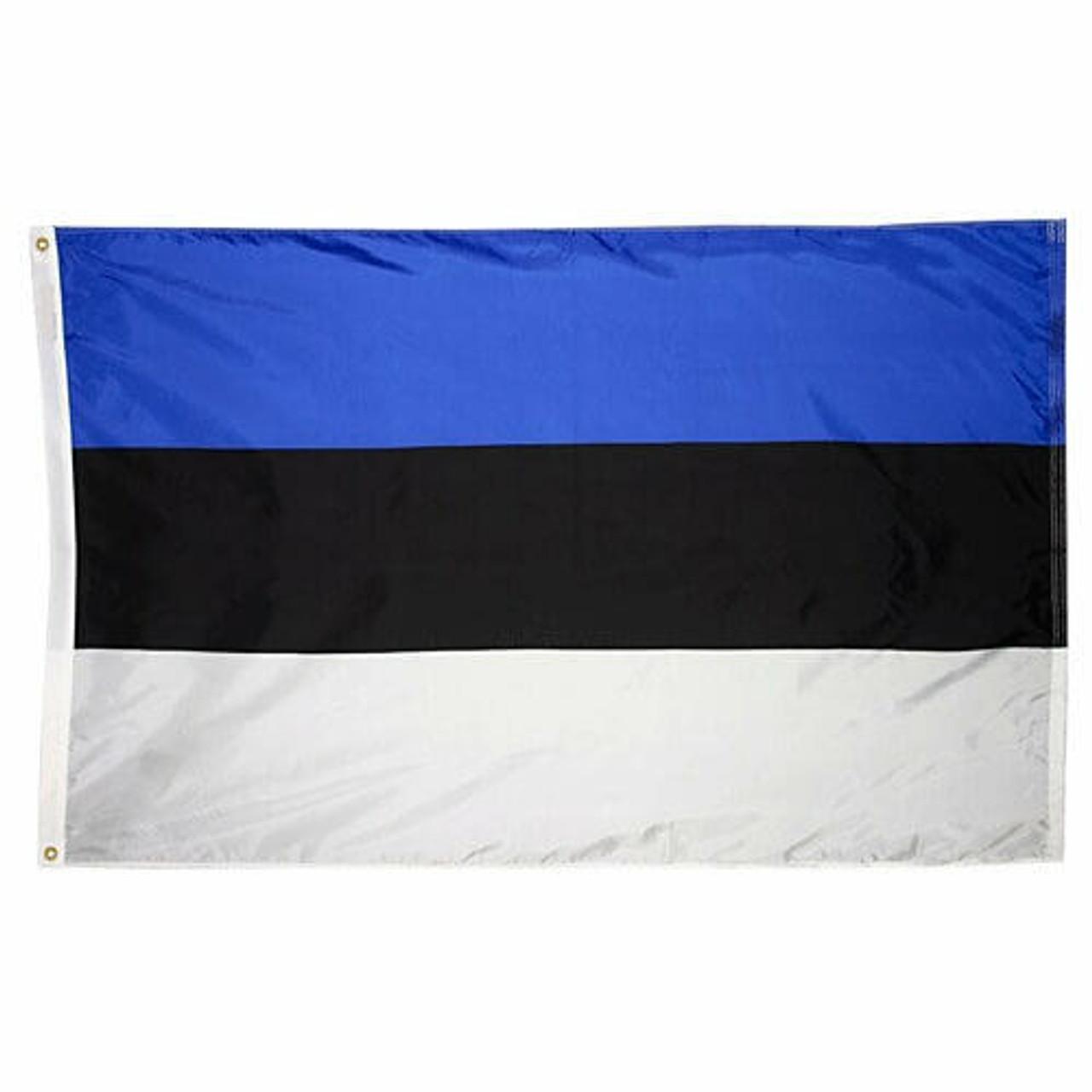 The Estonia Flag