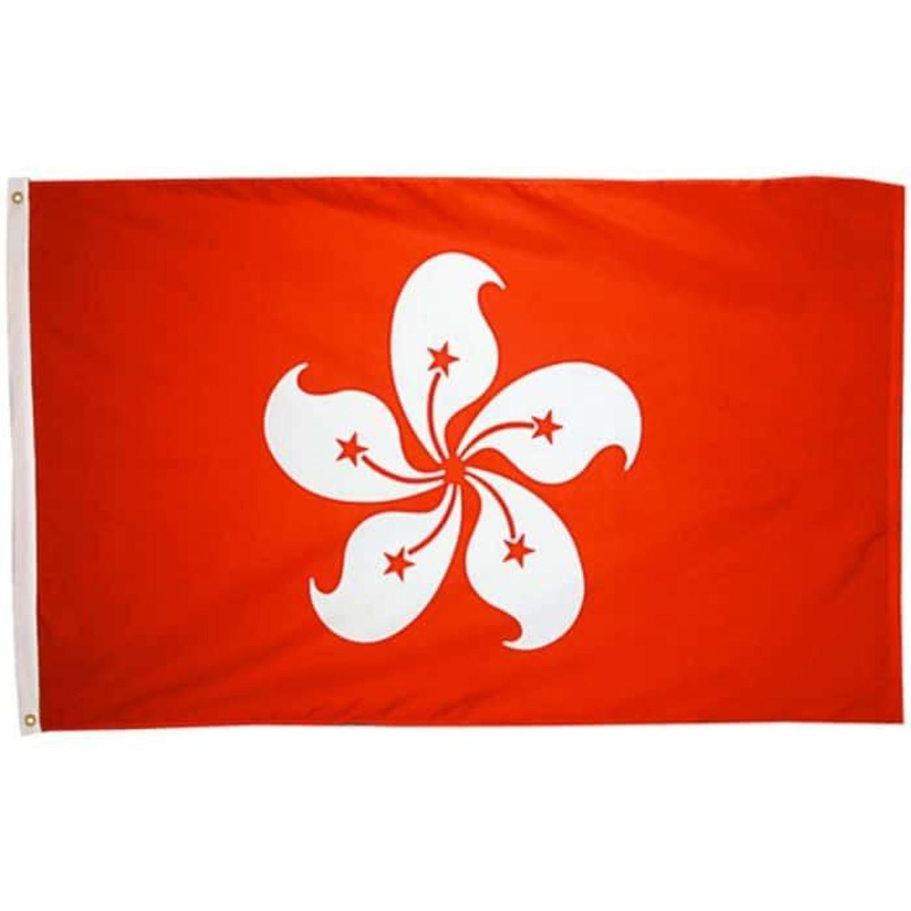 Hong Kong Flag Xianggang