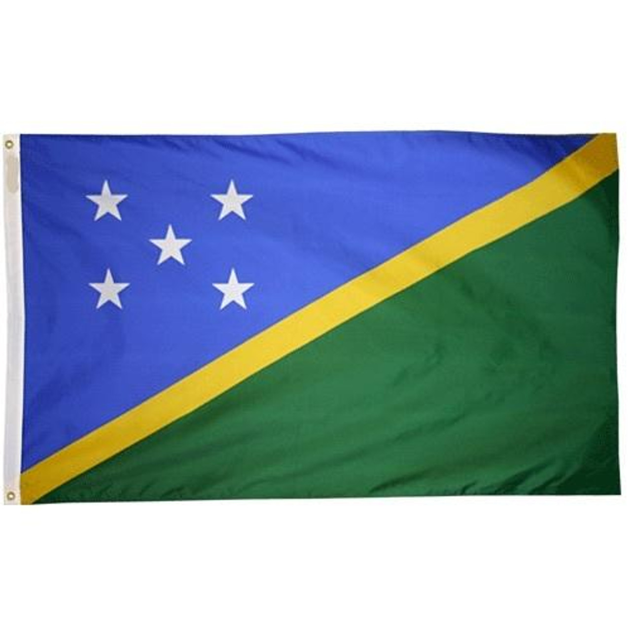 Soloman Islands Flag