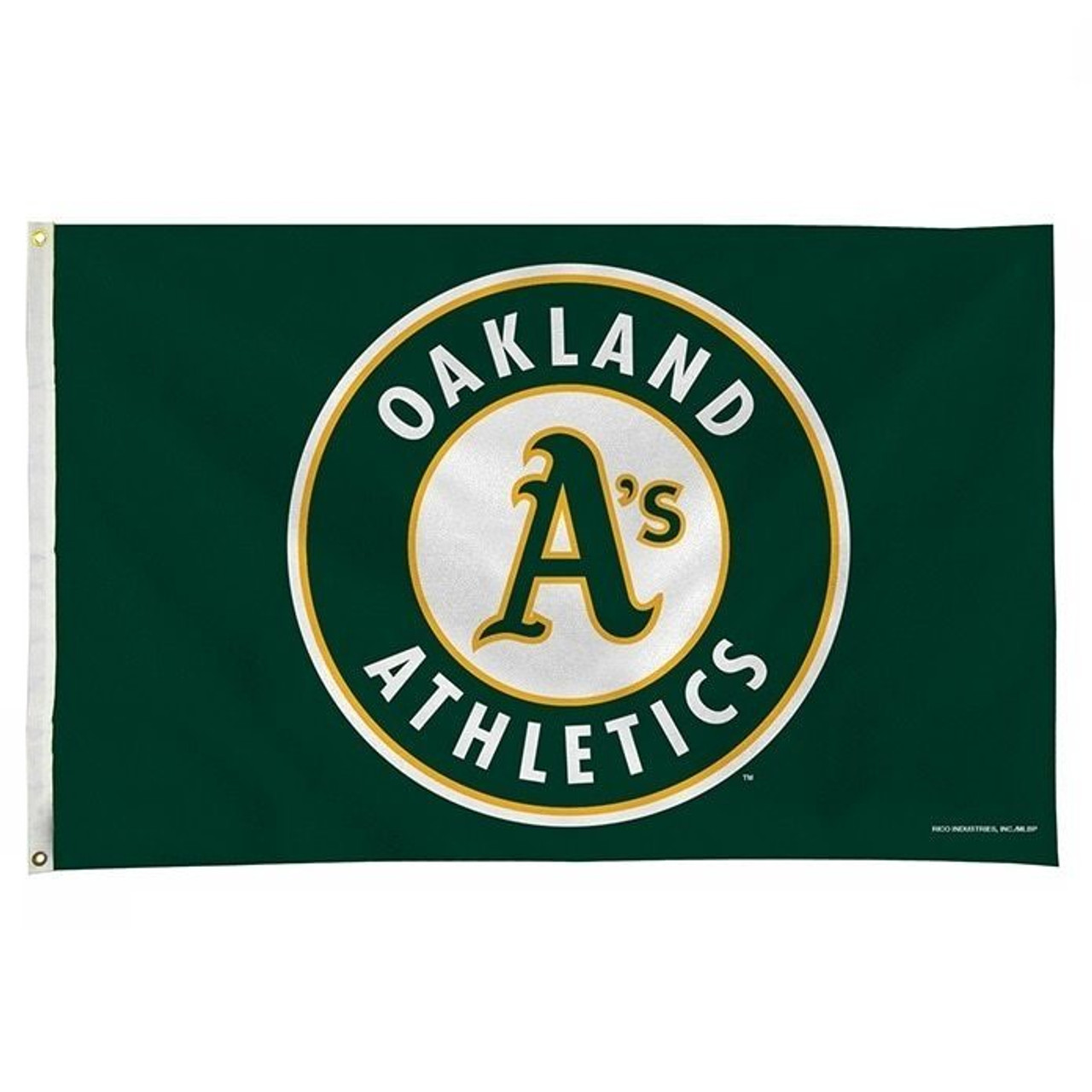 Oakland Athletics Flag
