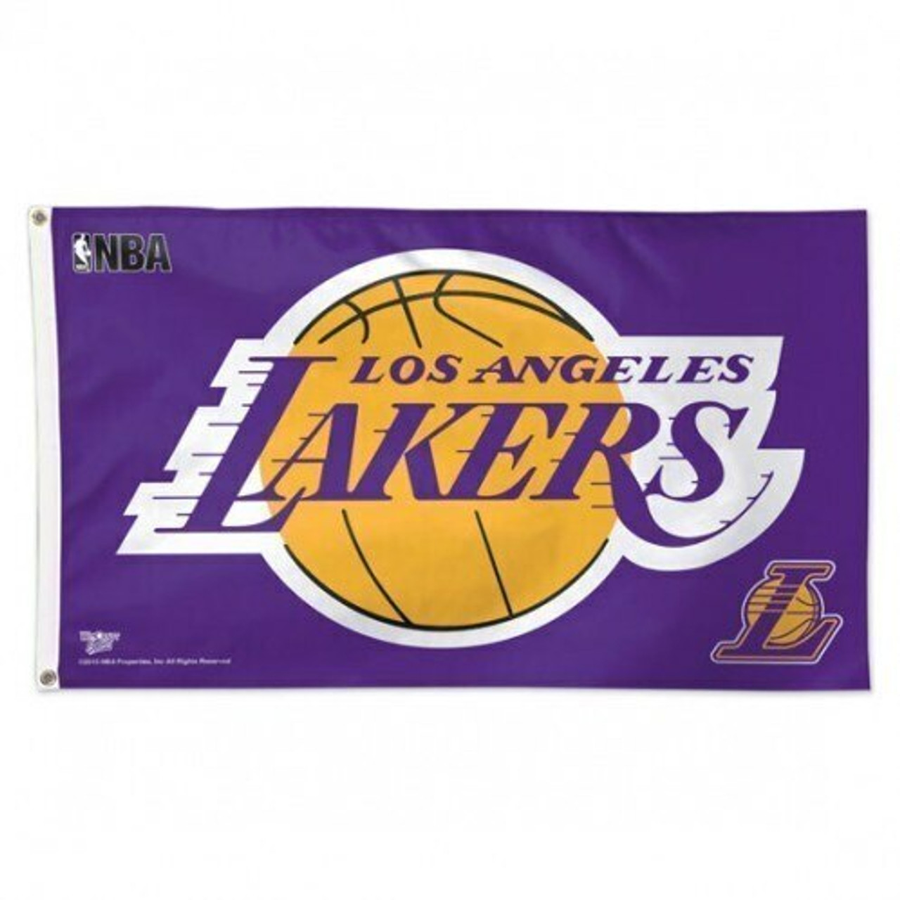 Los Angeles Lakers Flag