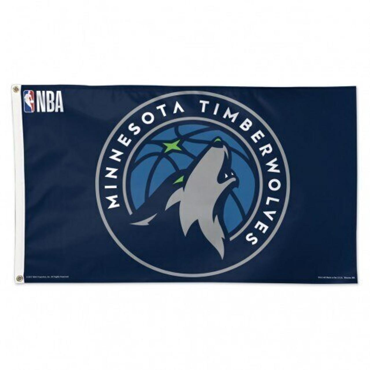 Minnesota Timberwolves Flag