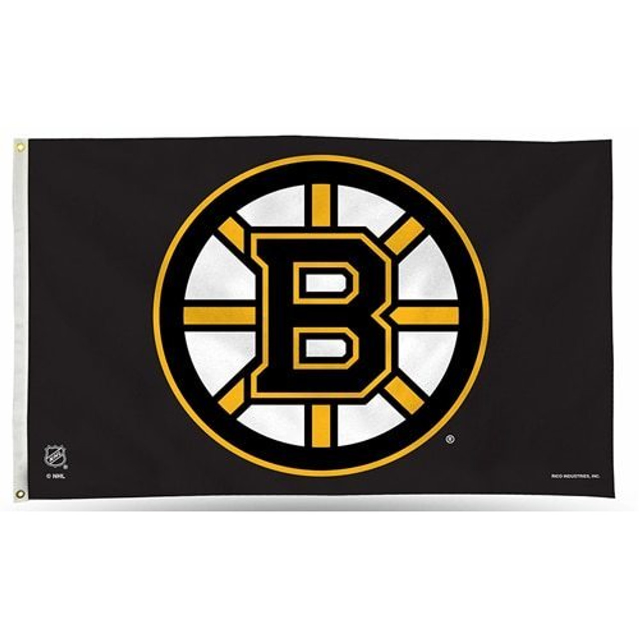 Boston Bruins Flag