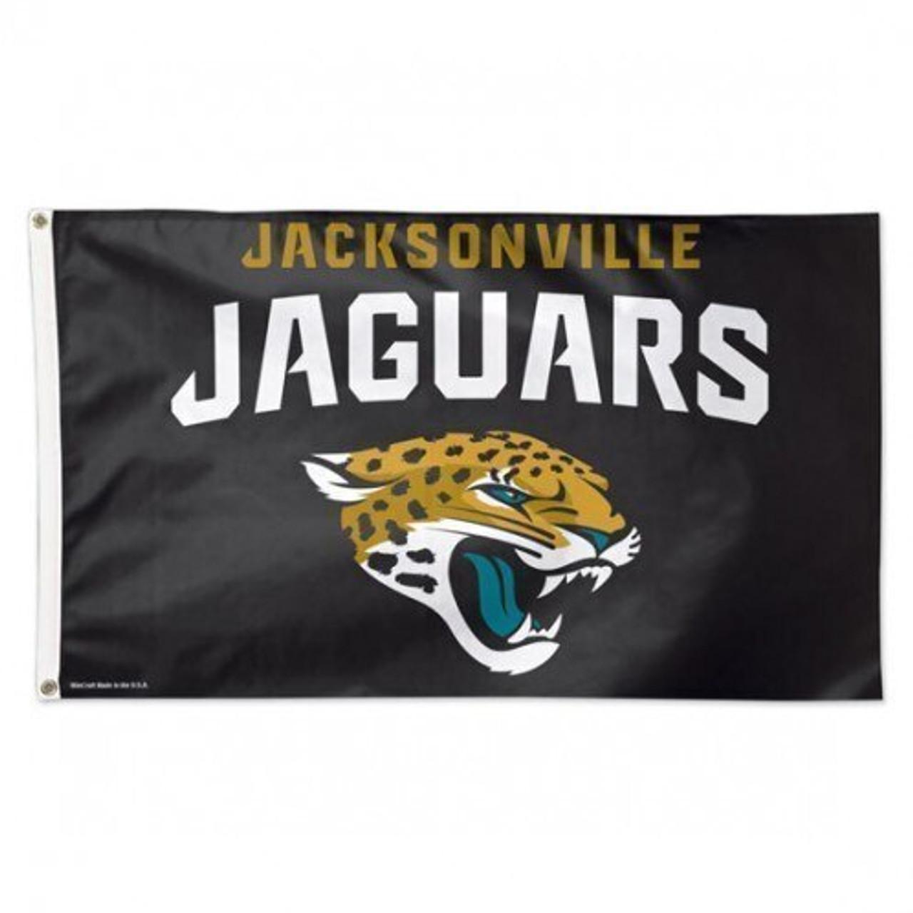 Jacksonville Jaguars Flag