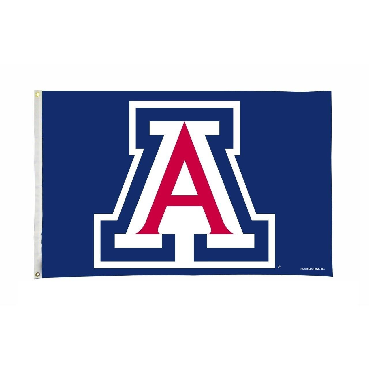 Arizona University of Flag