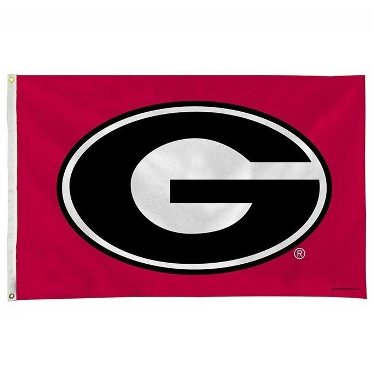 Georgia University of Flag