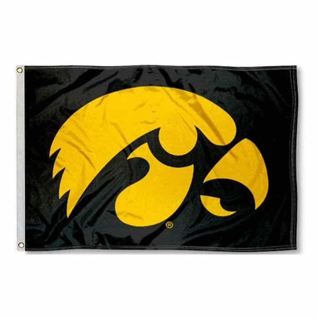 Iowa University of Flag