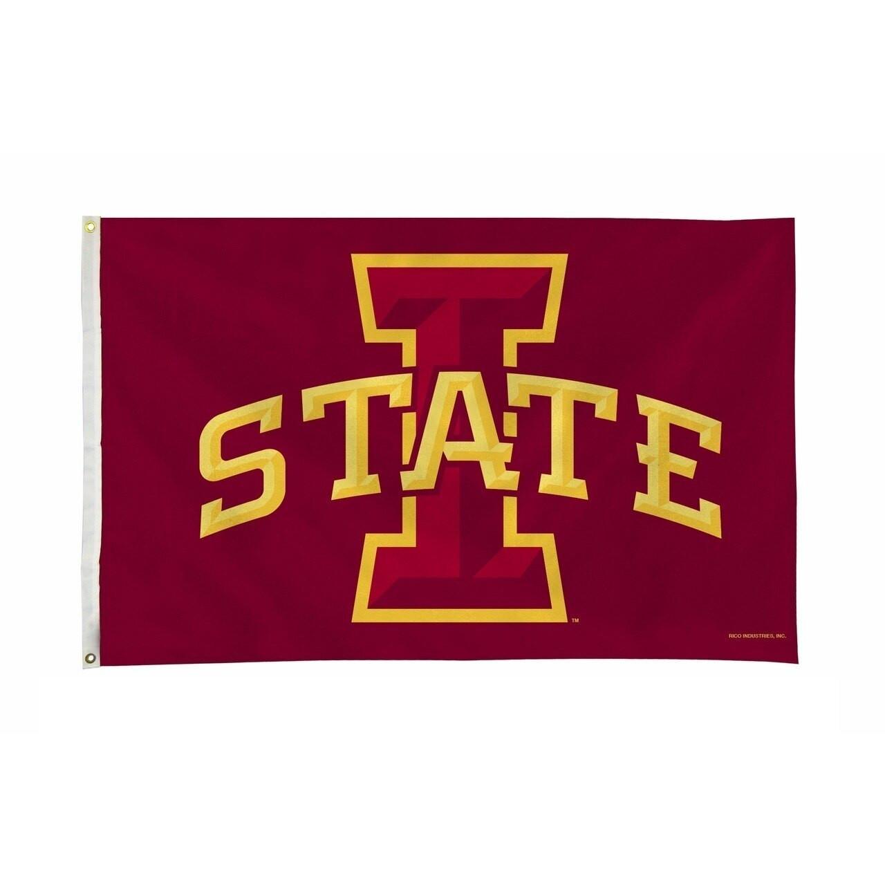 Iowa State University Flag