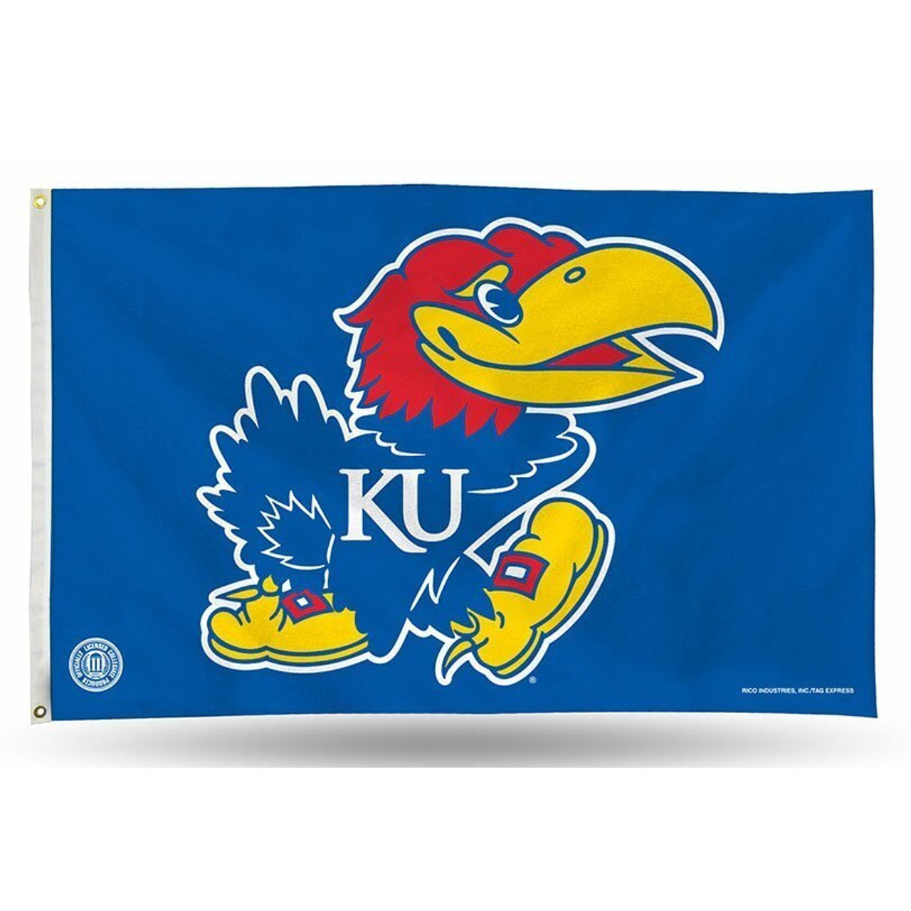 Kansas University of Flag