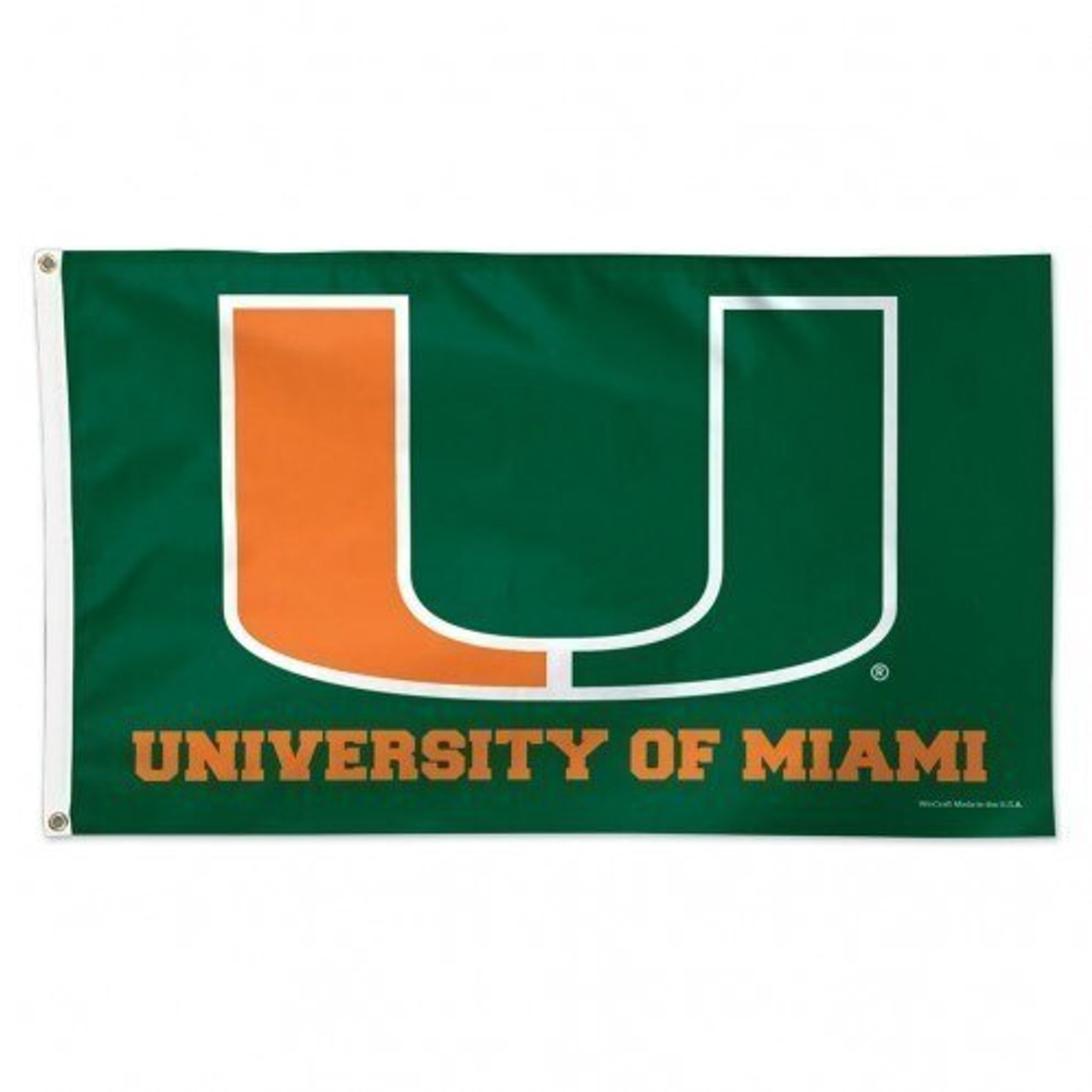 Miami (University of) Flag