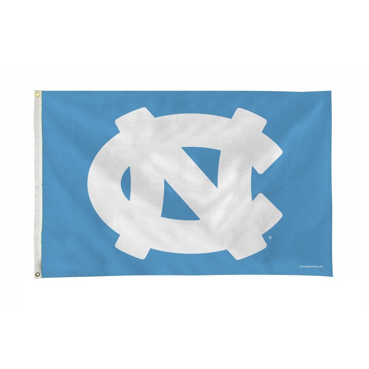 North Carolina University of Flag