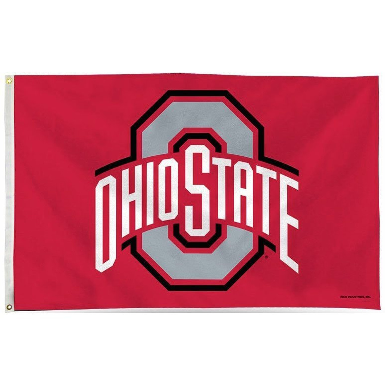 Ohio State University Flag