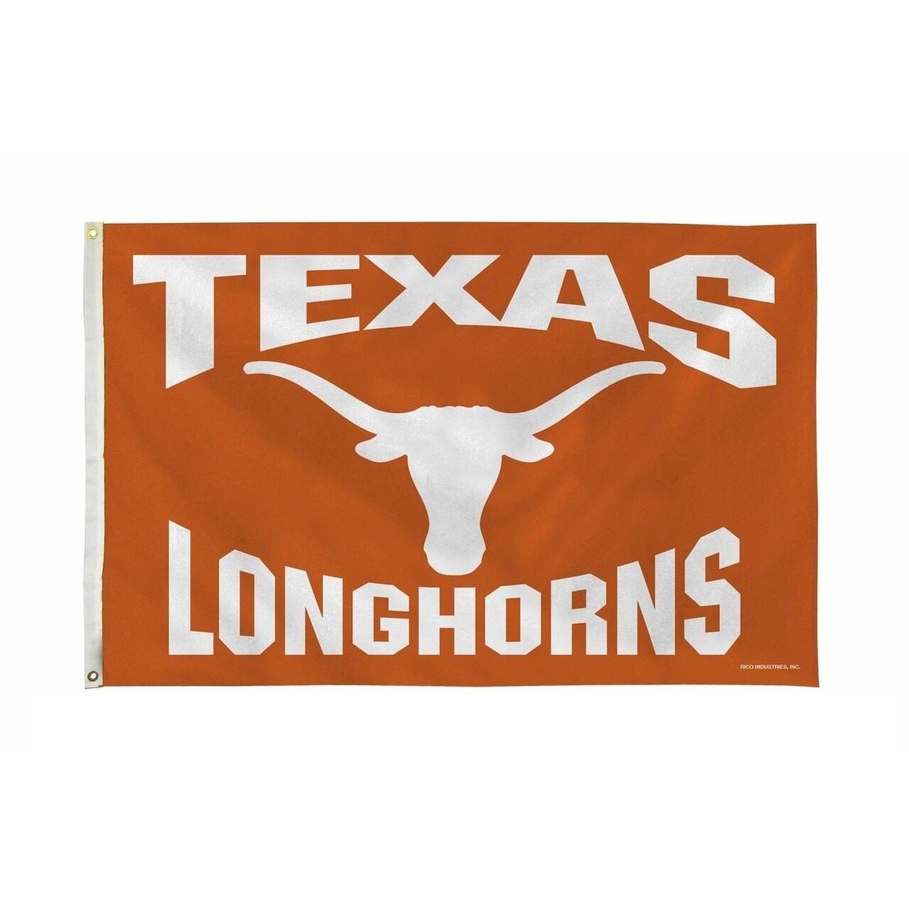 Texas University of Flag
