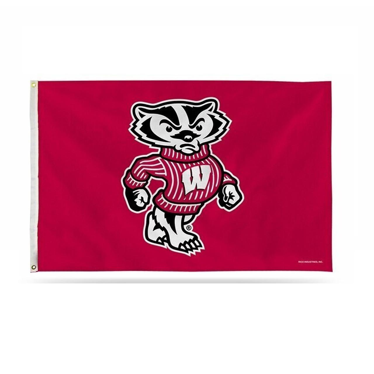 Wisconsin University of Flag