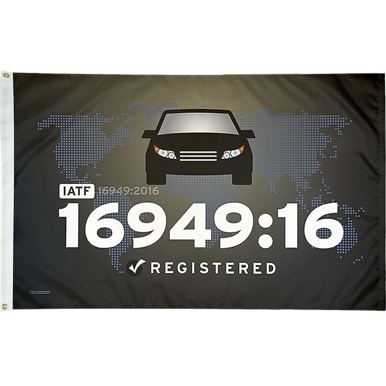 IATF 1694916 Flag