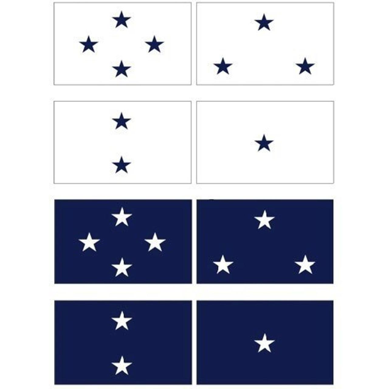 Navy Officer Flag