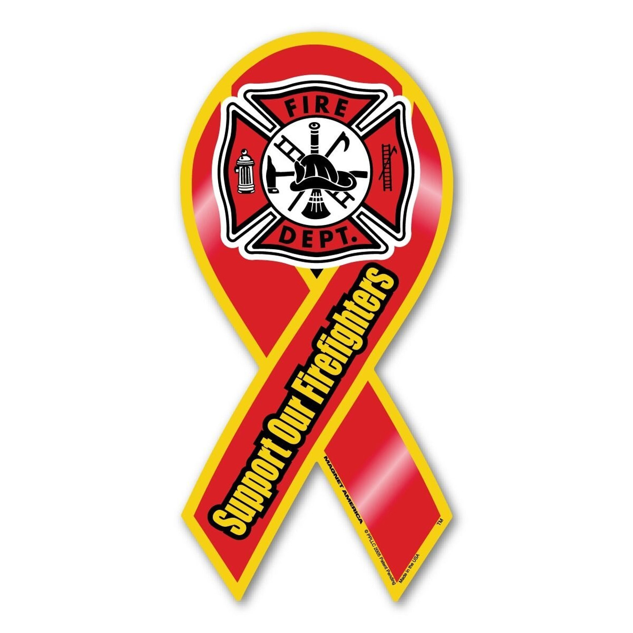 Firefighters Magnet