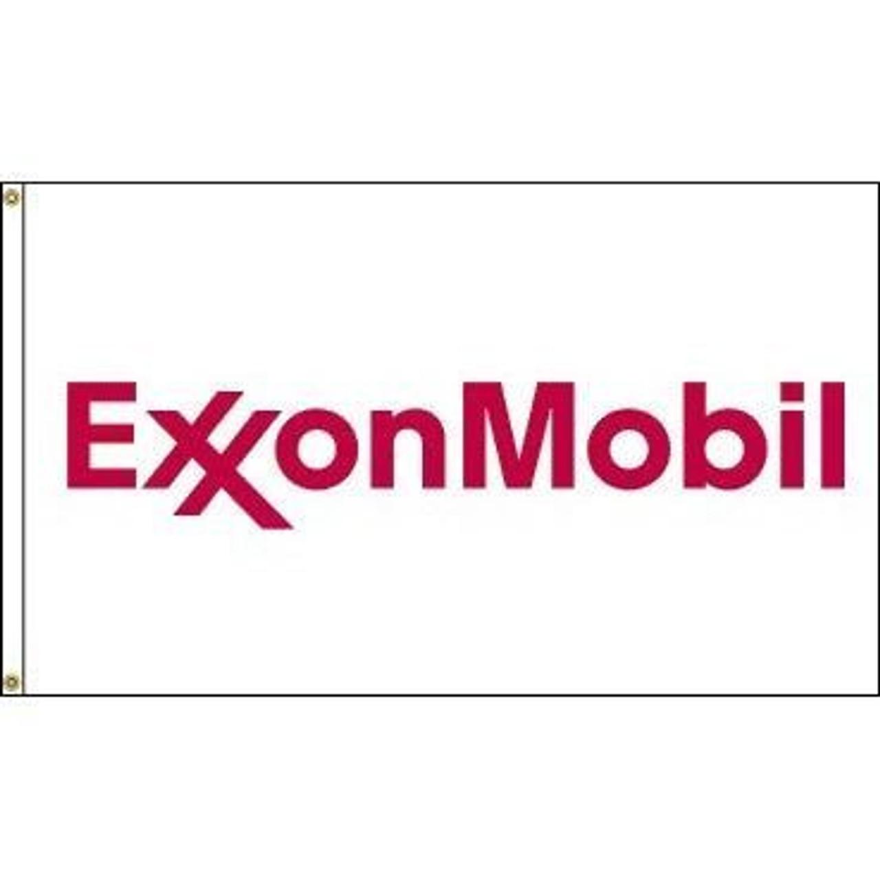 Exxon Mobil Flag