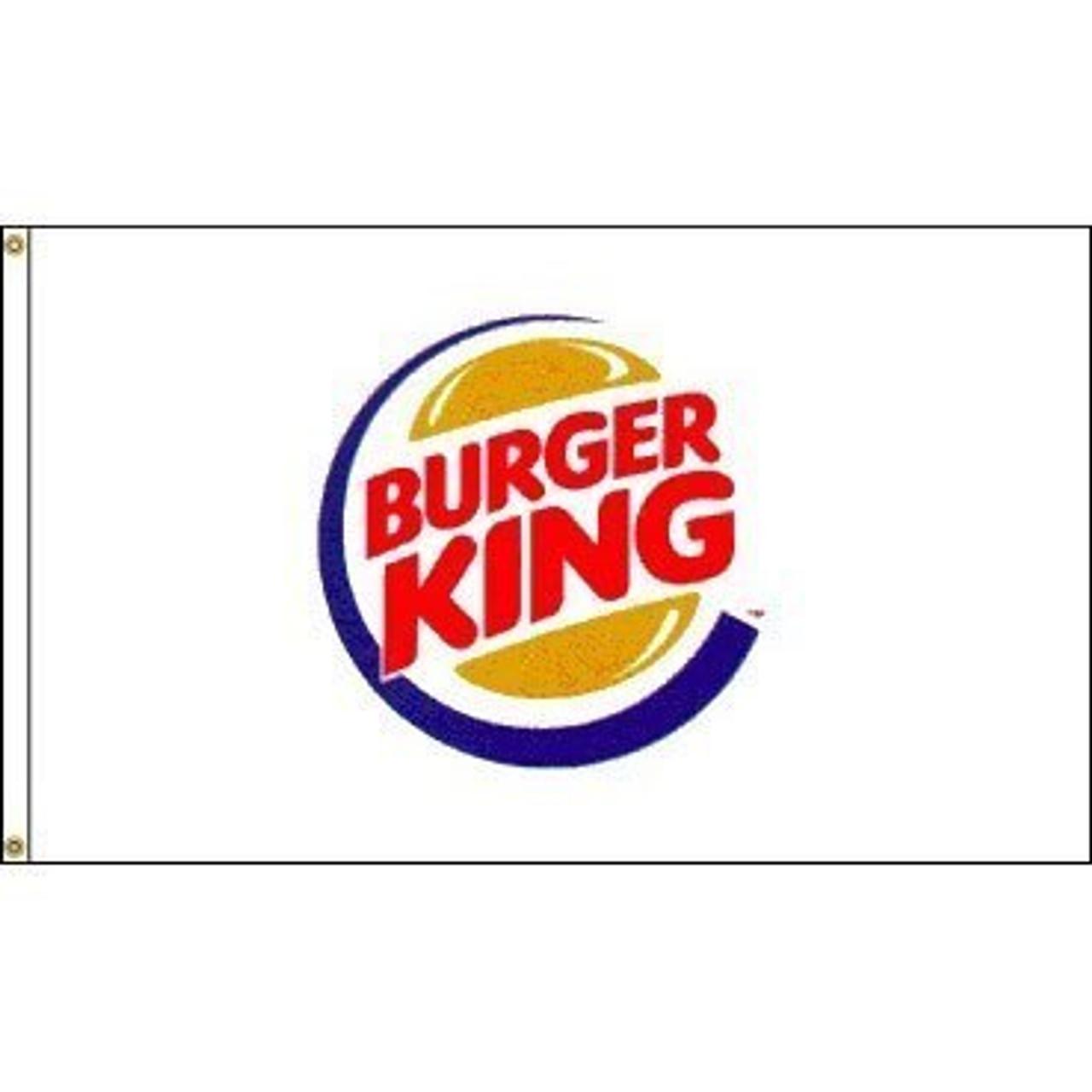 Burger King Flag
