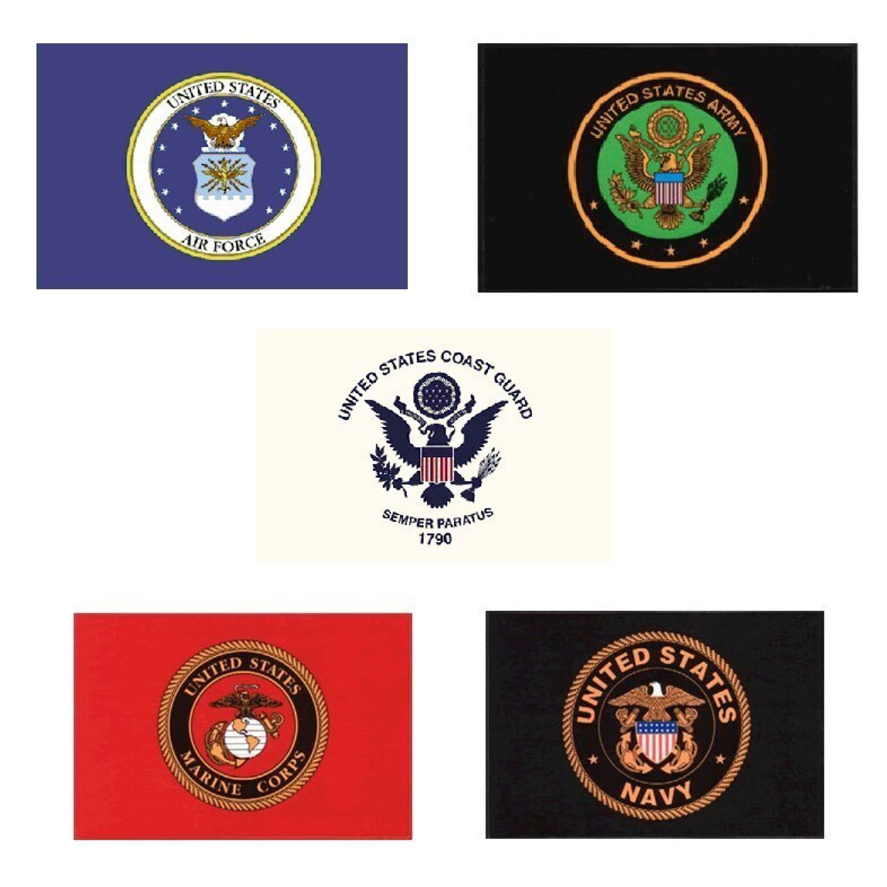 Armed Forces Stickers