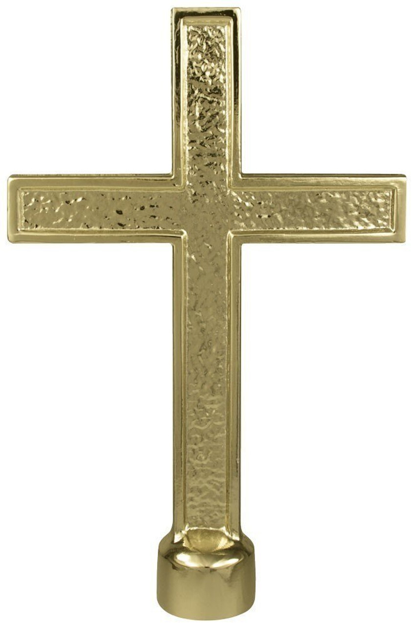Classic Church Cross Ornament