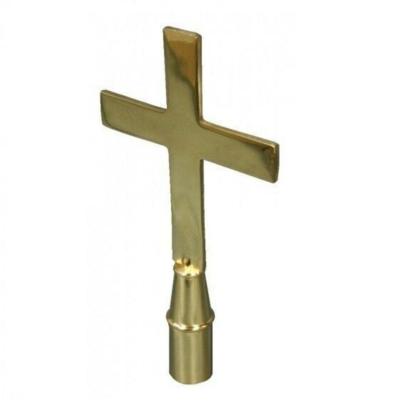 Plain Church Cross Ornament