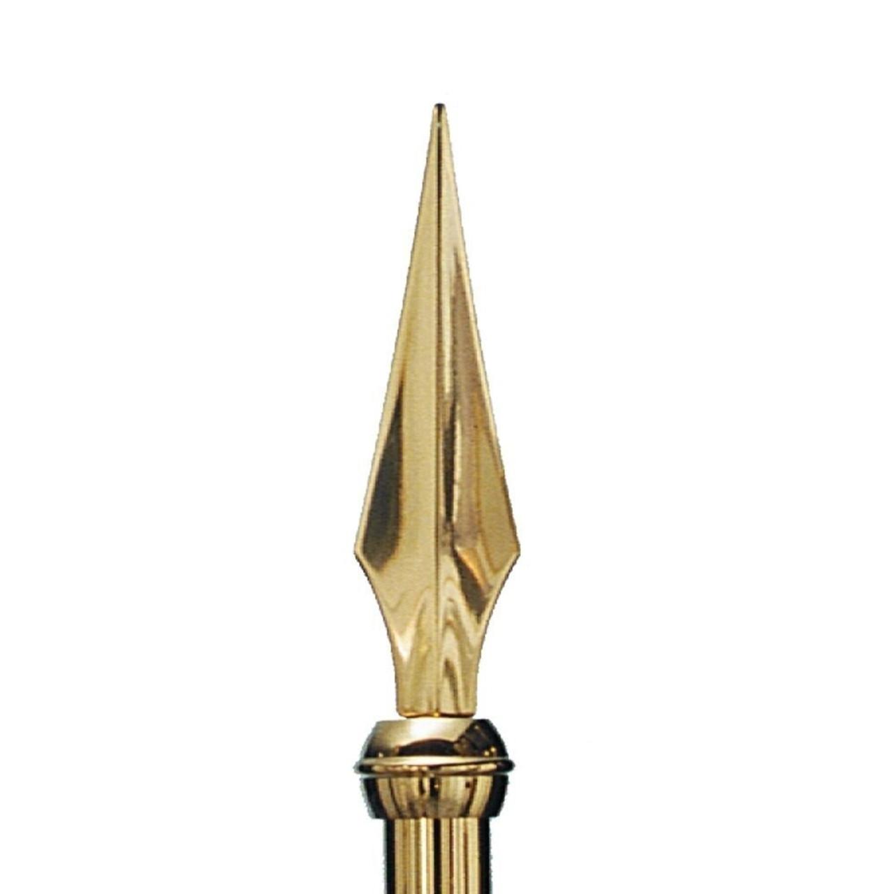 Staff Spear Ornament
