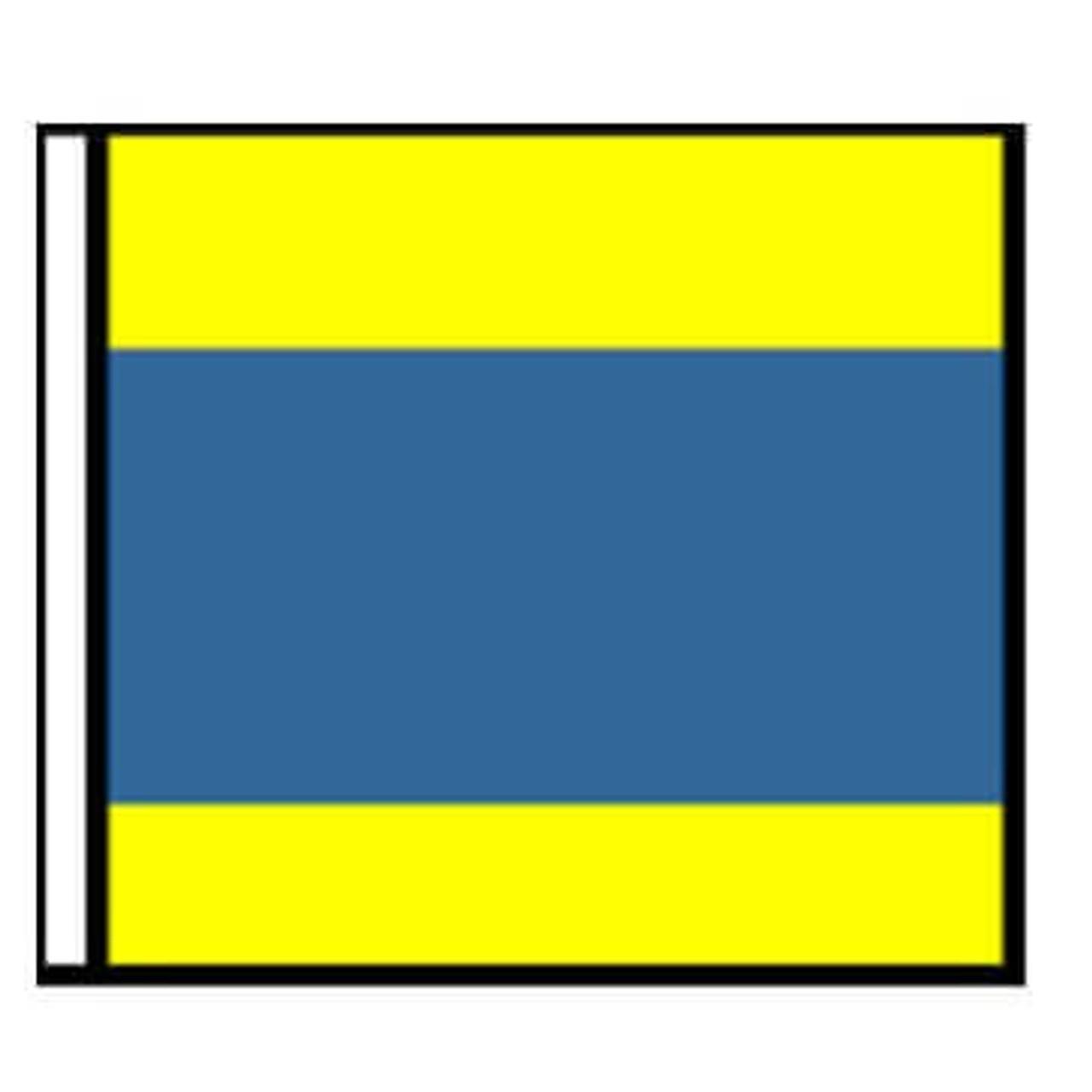 Delta Keep Clear Flag