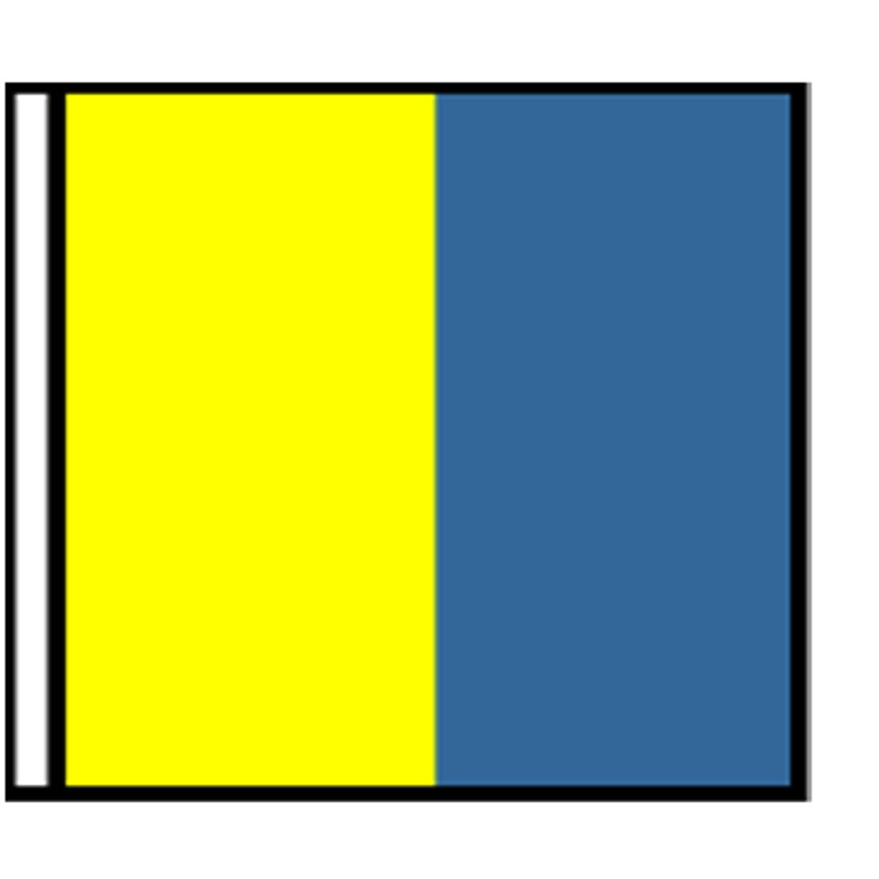 Kilo Desire to Communicate Flag
