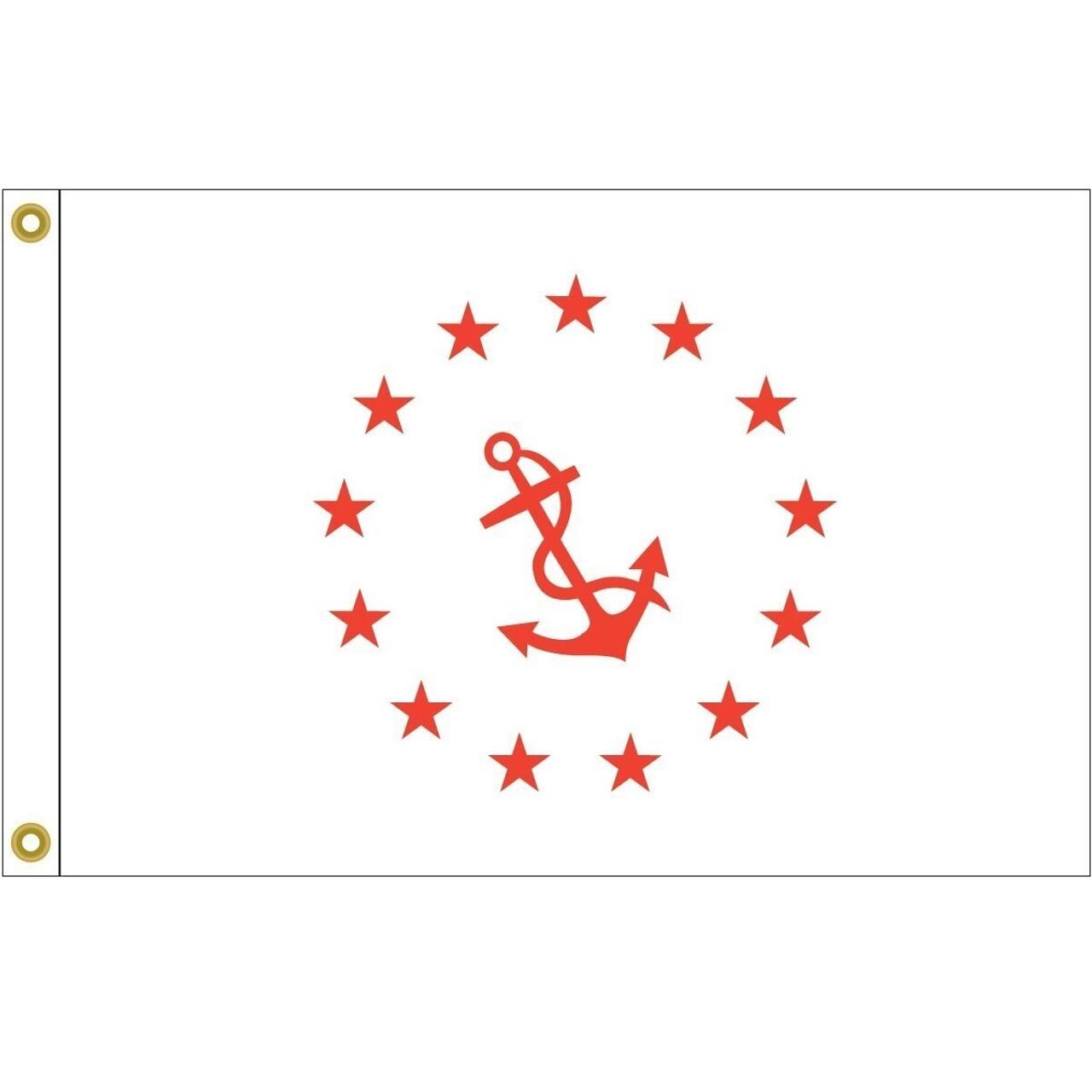 Rear Commodore Flag