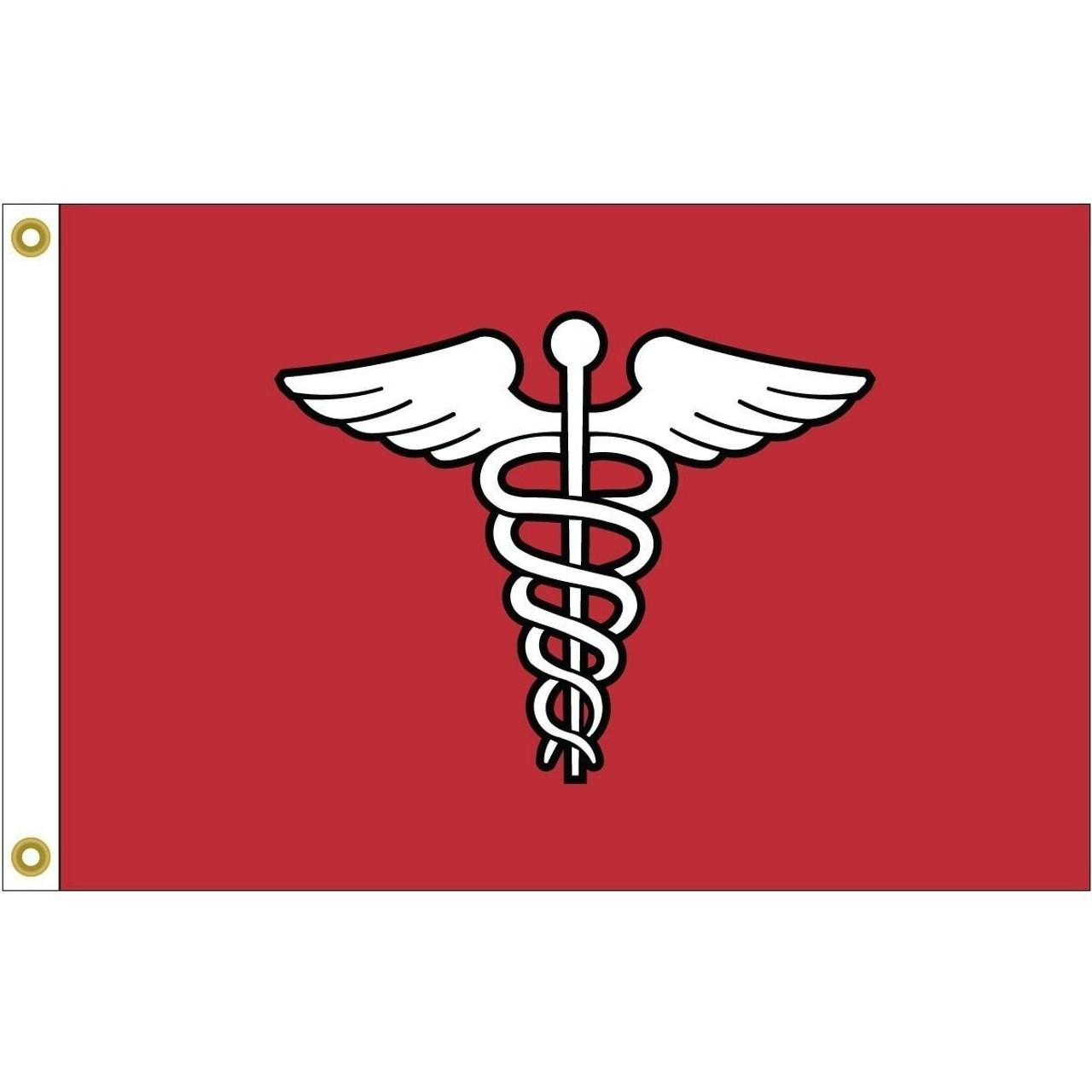 Medical Flag